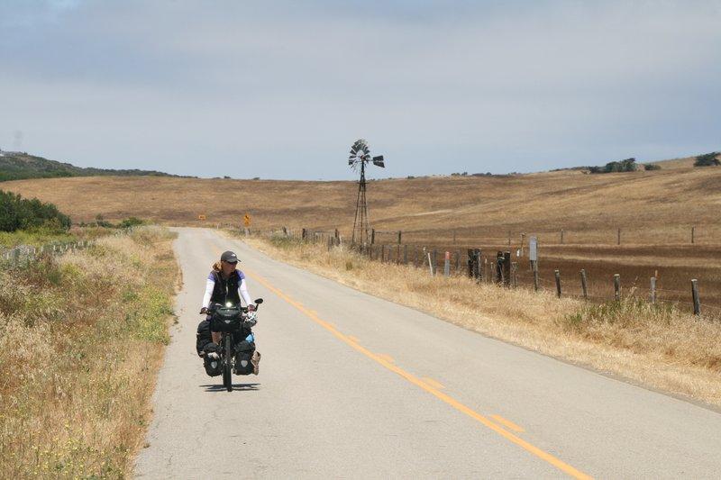 San Luis Obispo hills
