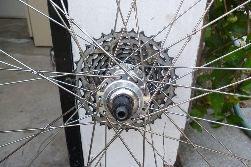 John Jones Precision Wheels Santa Barbara four cross