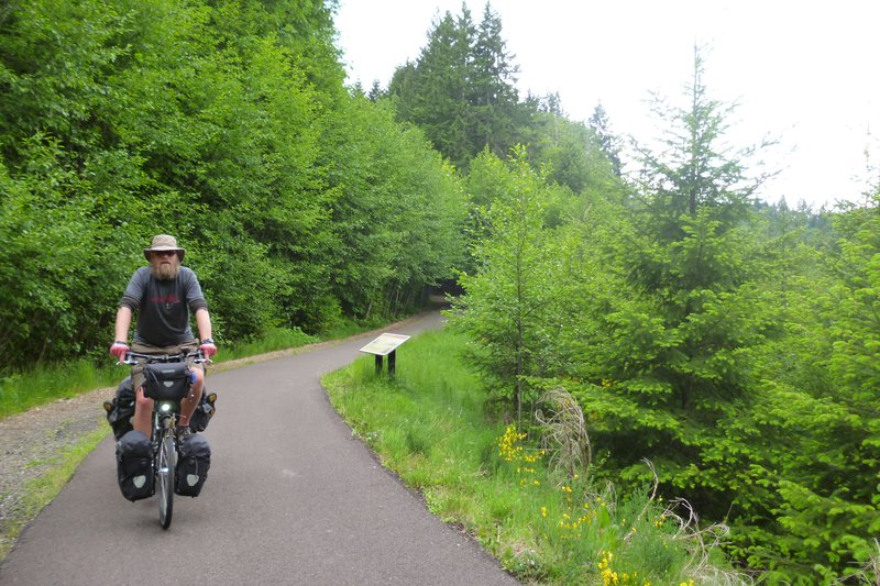 Banks and Vernonia State Trail