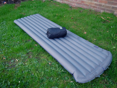 Exped DownMat 7Pump DLX, sleeping mat