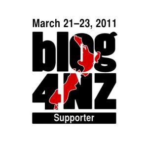 blog4nz March 21-23, 2011 help for the Canterbury quake