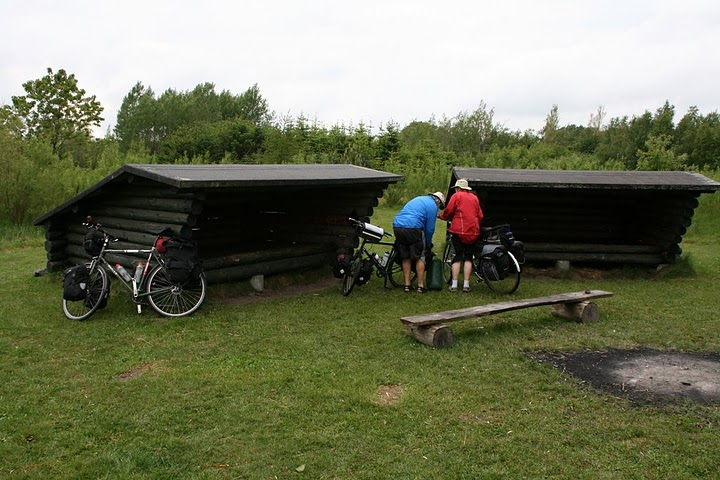 Cycle touring in Denmark