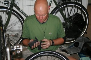 fitting schwalbe tyres