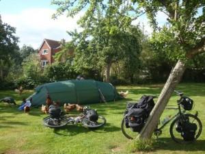 Tanpits Cider Farm Caravan & Camping Park, Dyers Lane, Bathpool, Taunton, Somerset, England, TA2 8BZ