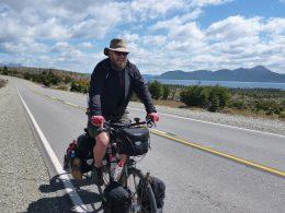 cycle touring Patagonia