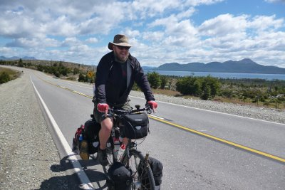 cycle touring Argentina