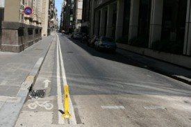 cycle lane Buenos Aires