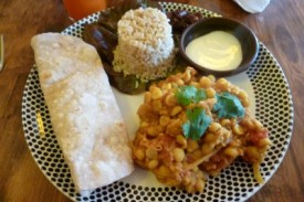curry at el living