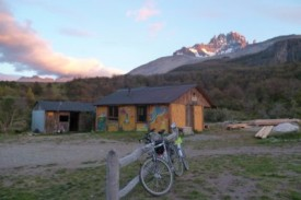 El Basco camping Villa Cerro Castillo