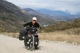 La Carretera Austral pushing uphill