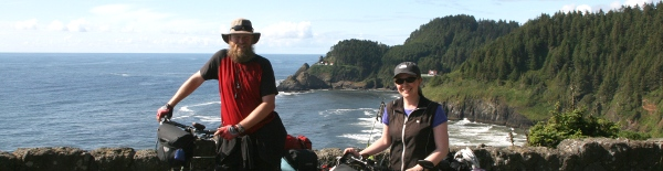 cycle touring oregon coast