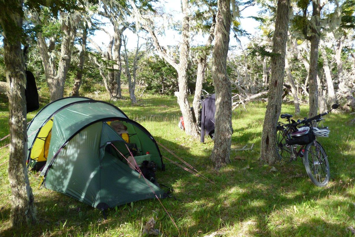 wild camping kaitum 3gt tent