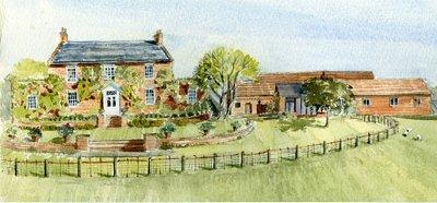 Coton Lodge, West Haddon Road, Guilsborough, Northampton, NN6 8QE