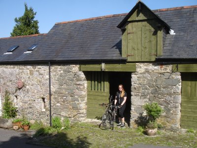 Kilbury Manor Bed and Breakfast, Buckfastleigh, Devon, TQ11 0LN
