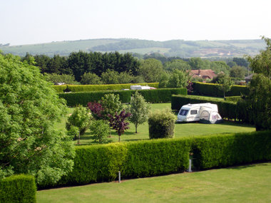 Southland Camping and Touring Park, Newchurch, Isle of Wright PO36 0LZ