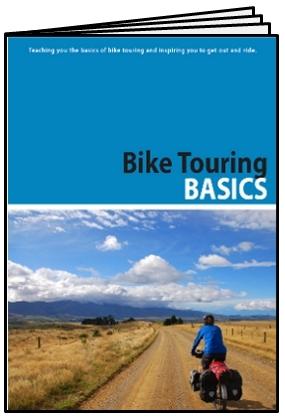 travelling two bike touring basics a free ebook