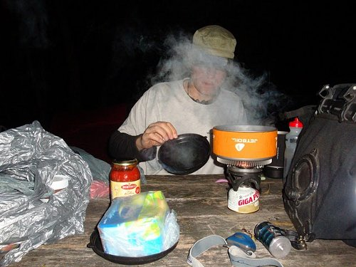 camping cooking jetboil