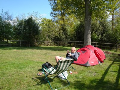 evergreen wooddland camping east grindsted
