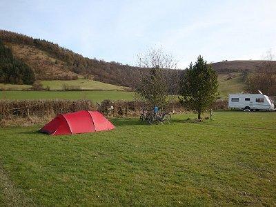 Fforest Fields Caravan & Camping Park, Fforest Farm, Hundred House, Builth Wells, Powys, LD1 5RT, Wales, UK